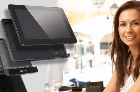 Die neue C1000 mPOS: modulares Tablet-Kassensystem