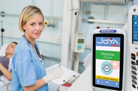 Datalogic: Saubere Leistung im Healthcare-Alltag