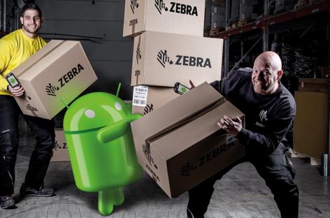 Das Lager liebt Android