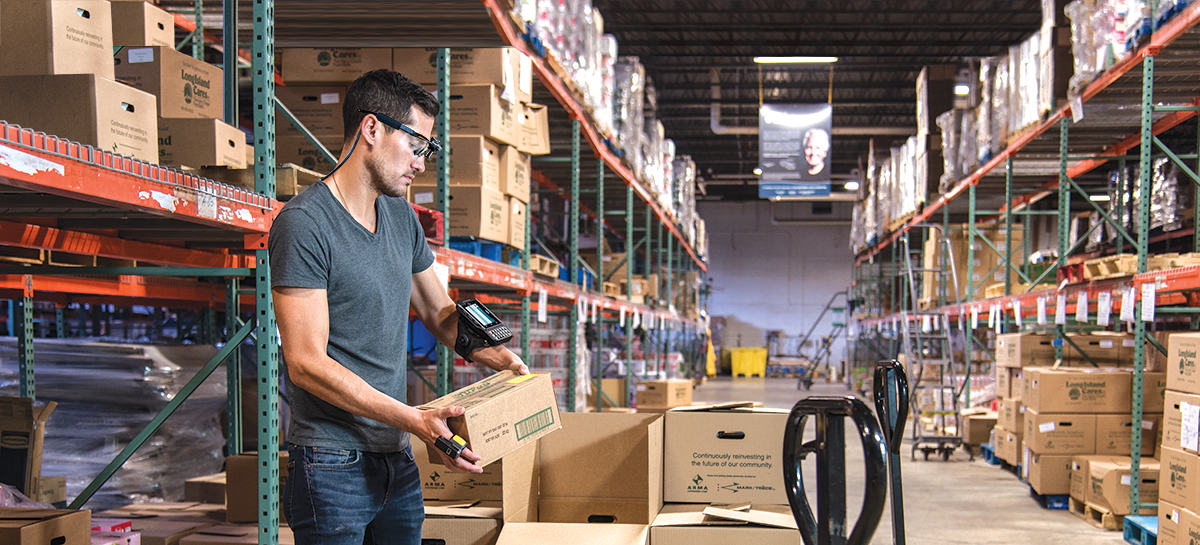 Increase warehouse performance with Zebra's top products!