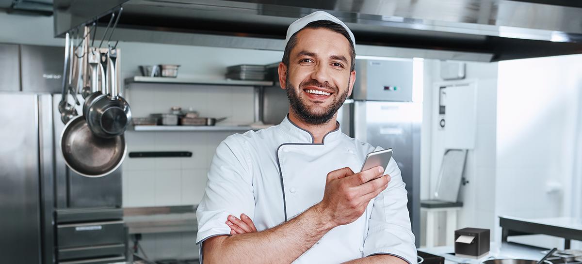Gastronomie-Technologie für morgen