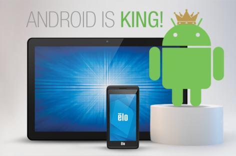 Android is king!